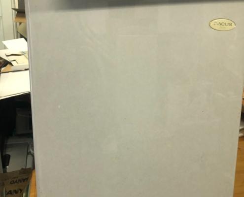 ダカス製の1ドア冷蔵庫