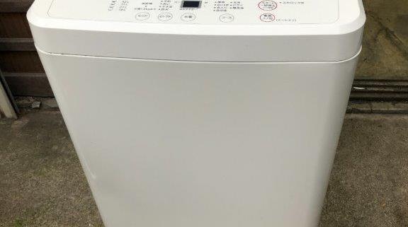 無印良品(MUJI)の洗濯機
