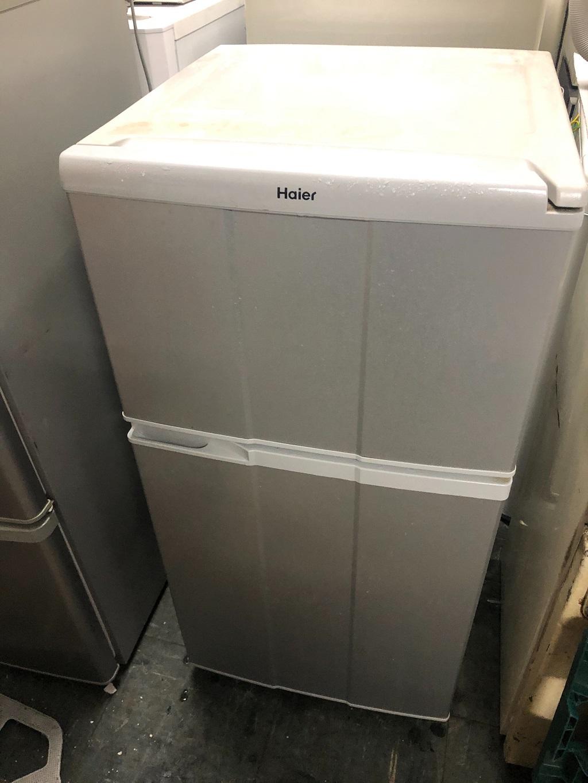 ハイアール製の冷蔵庫