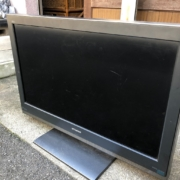 三菱製の液晶テレビ