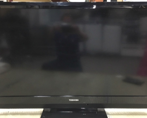東芝製の液晶テレビ