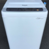 パナソニック製の洗濯機