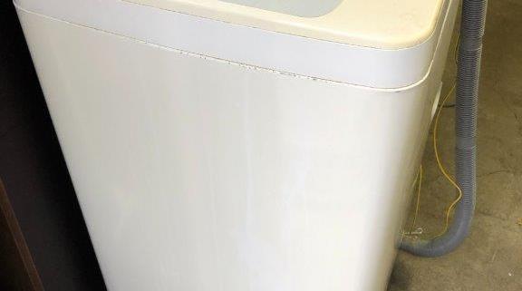 LGの洗濯機