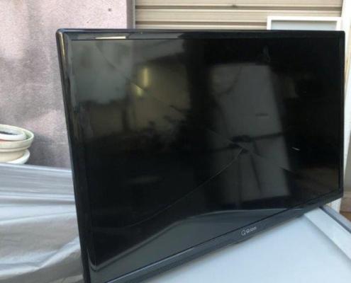 山善の液晶テレビ