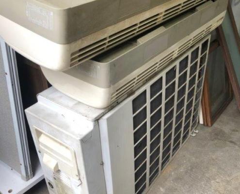 東芝製の家庭用エアコン