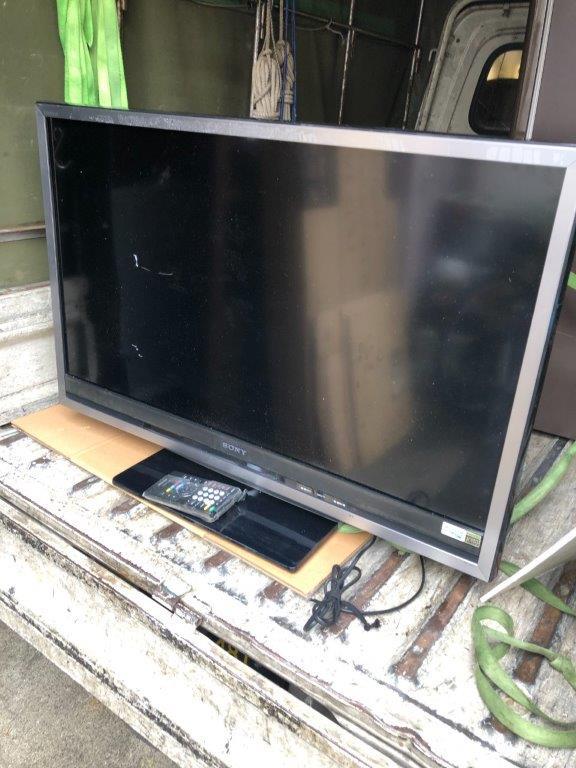 ソニー製の液晶テレビ