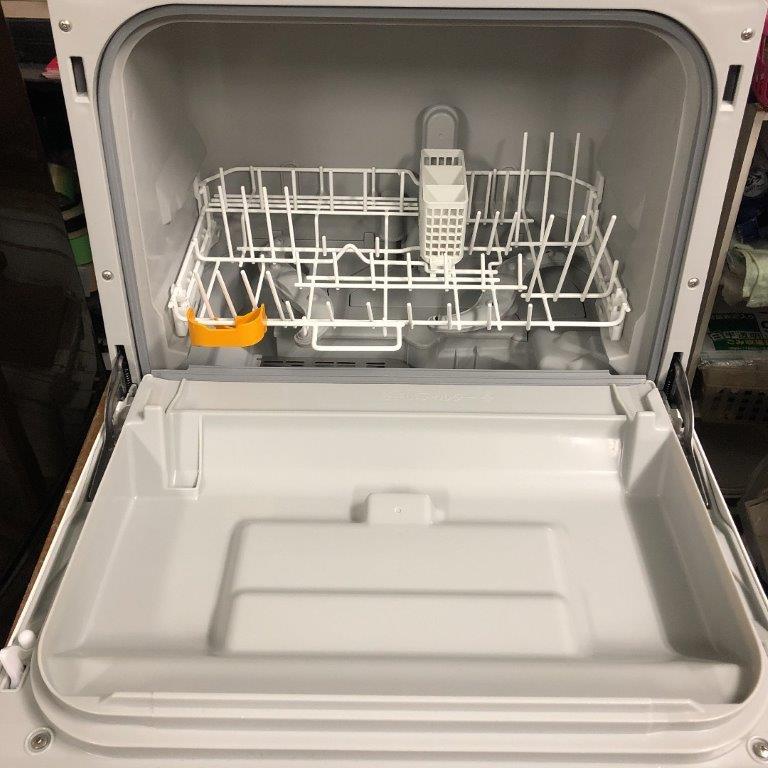 食洗器の標準付属品