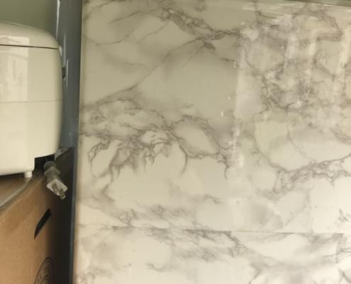 アビテラックス製の冷蔵庫