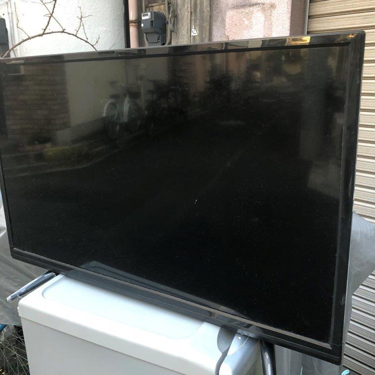アズマ製の液晶テレビ