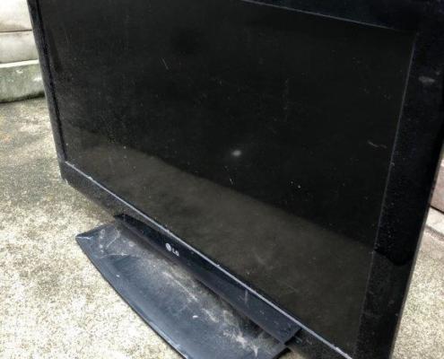 LG製の液晶テレビ