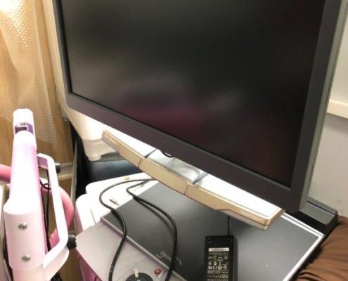パソコン液晶モニター(オプトレック)