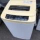 ハイアールの洗濯機