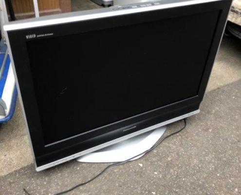 パナソニック製の液晶テレビ