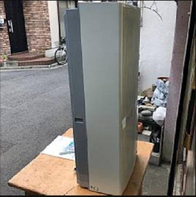 コロナ製の家庭用エアコン