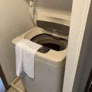 シャープの縦型洗濯機