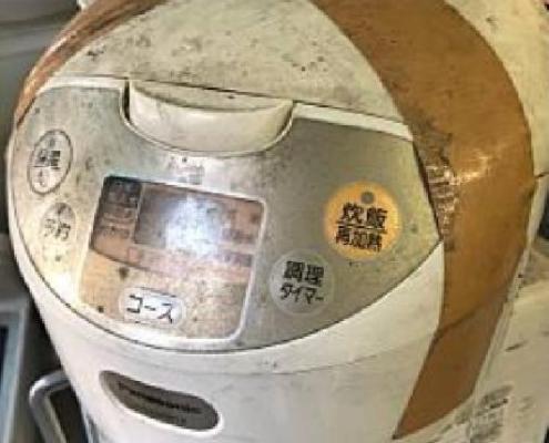 パナソニック製の炊飯器