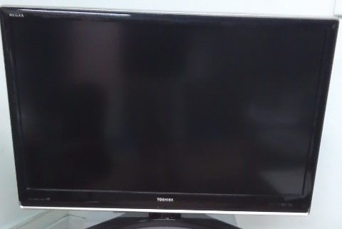液晶テレビ(東芝REGZA)