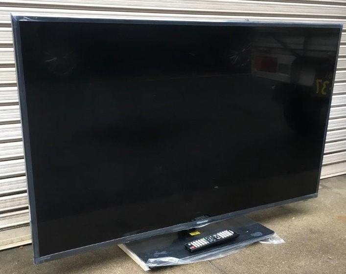 ハイセンス製の液晶テレビ