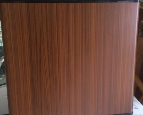 1ドア冷蔵庫(エスキュービズム)