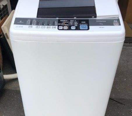 洗濯機(日立製)