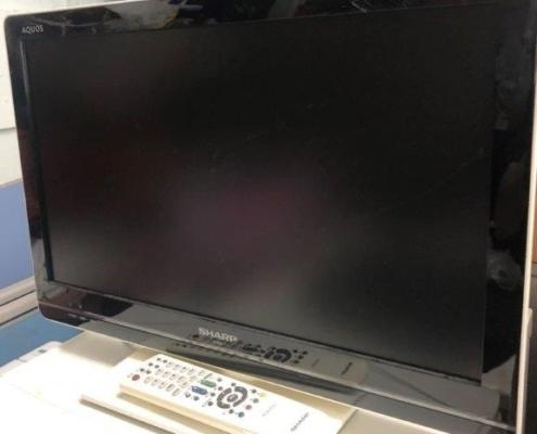 液晶テレビ(シャープ)