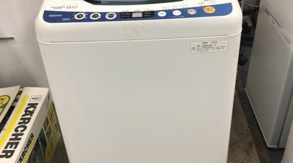 洗濯機(パナソニック)