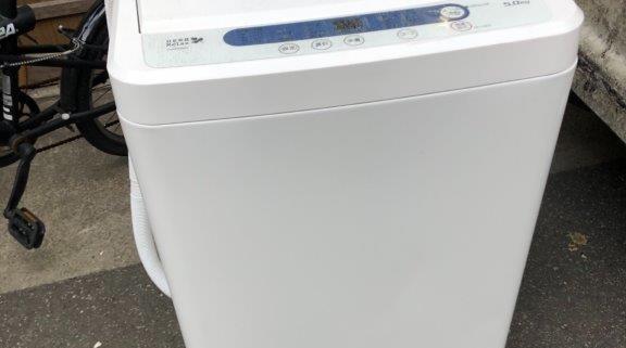 洗濯機(ヤマダ電気)