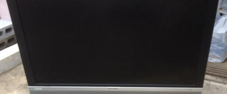 ソニーの液晶テレビ