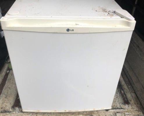 1ドア冷蔵庫(LG)