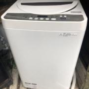 洗濯機(シャープ)