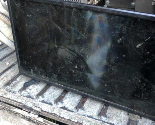 液晶テレビの画像